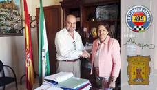El Ayuntamiento de Montefrío renueva su colaboración con el Rallye InnJoo Primeras Nieves de Sierra Nevada
