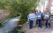 Loja se manifestará junto al resto de Andalucía para recuperar la trucha
