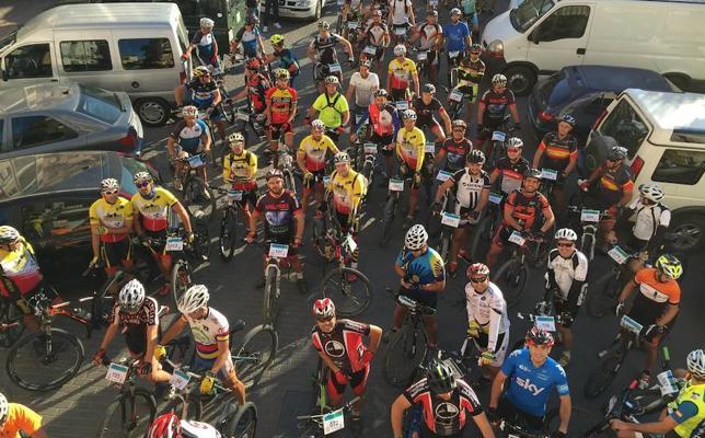 Algarinejo espera a cientos de 'bikers' en su V Ruta Cicloturista de este domingo