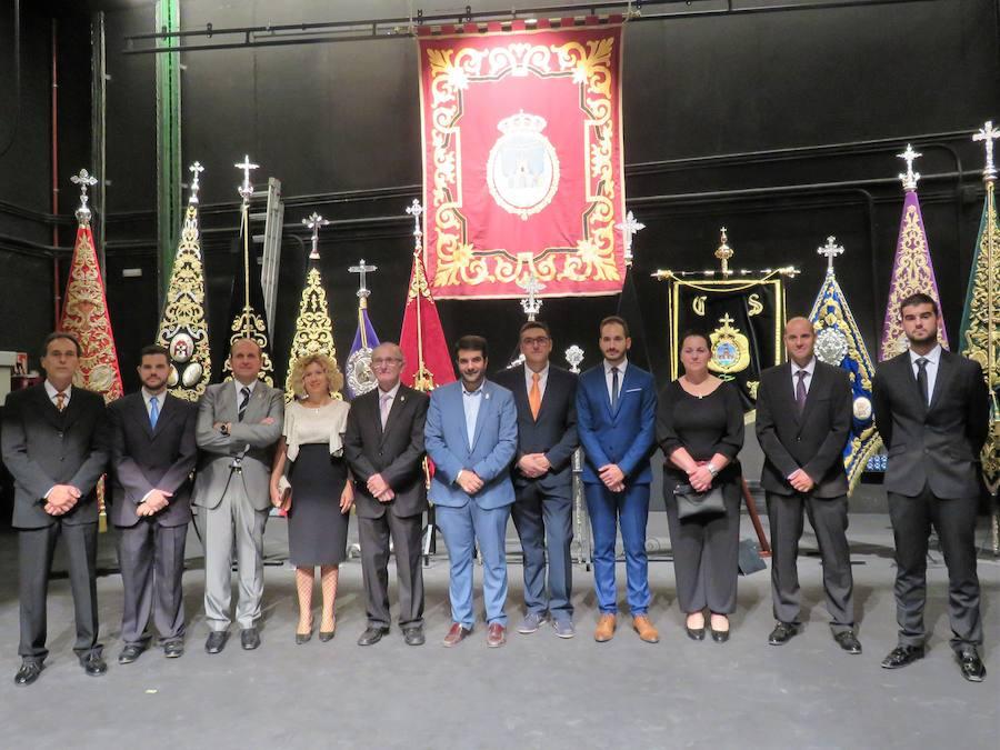 Presentación oficial de la Agrupación de Hermandades y Cofradías de Loja