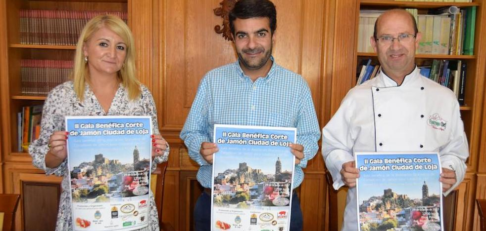 Catorce profesionales ofrecerán el mejor corte de jamón en la II Gala 'Ciudad de Loja'