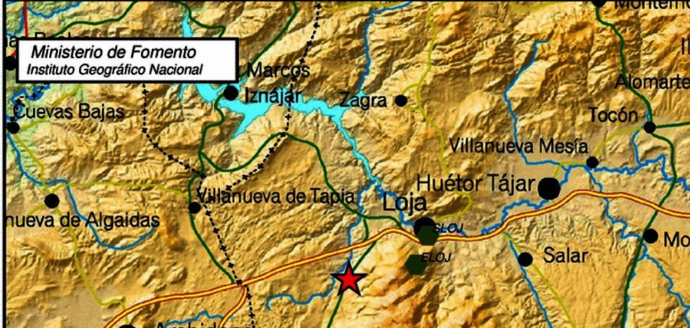 Un terremoto de 3,2 grados sacude Loja
