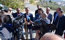 La obra de la carretera lojeña de Ventorros comenzará el próximo verano según el consejero de Fomento