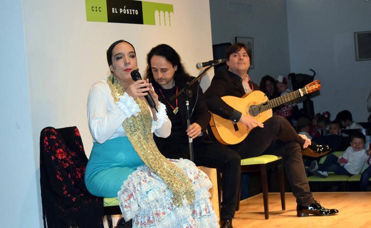 Los centros educativos de Loja celebran el Día del Flamenco