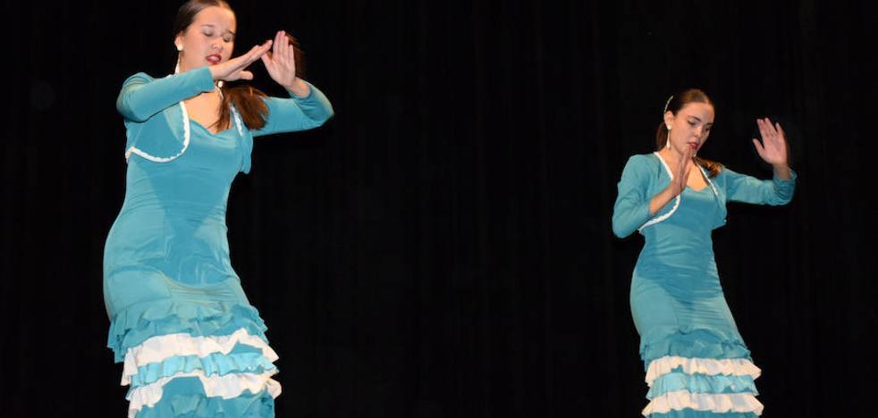 Los escolares lojeños se vuelcan con el flamenco en su día internacional