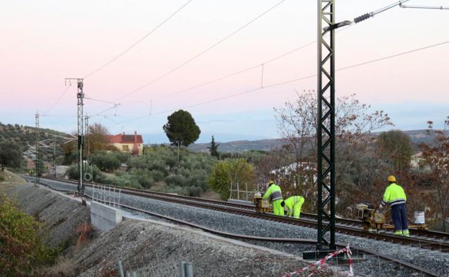 El fin de 27 kilómetros fundamentales para la línea del AVE en Granada