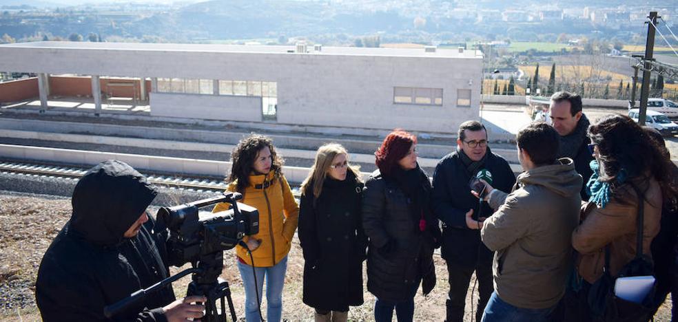 El PSOE pide al Gobierno un informe sobre la seguridad del AVE por el túnel de San Francisco, en Loja
