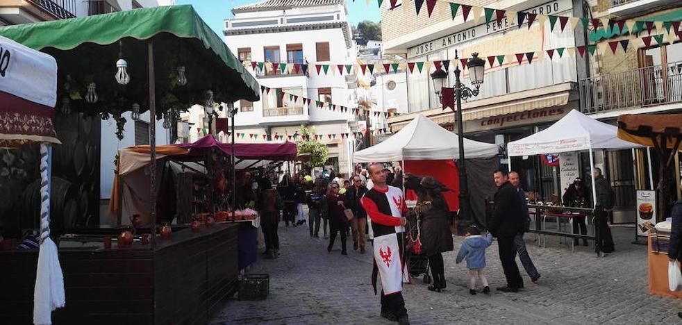 Montefrío viajará este fin de semana al pasado con su III Mercado Medieval