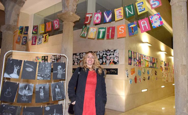 'El club de los jóvenes artistas'