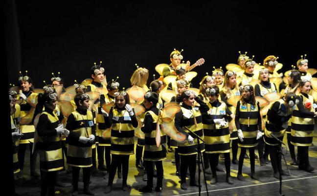 El colegio Caminillo recibirá la 'Máscara del Carnaval' en su 50 aniversario