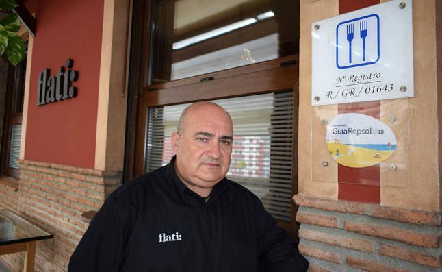 El restaurante lojeño Flati, único establecimiento de la comarca en la prestigiosa Guía Repsol