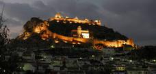 Las fortalezas y torres defensivas de Moclín sorprenden en FITUR