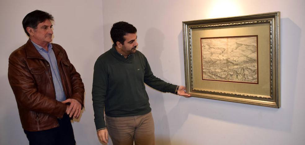 La familia Astorga dona documentos de los siglos XVI y XX al archivo histórico de Loja