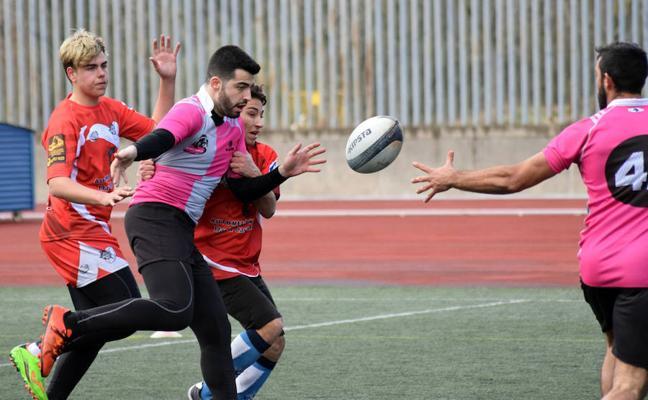 Los jugadores de rugby de Loja organizan su segundo torneo contra el cáncer