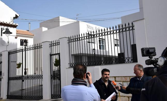 """Camacho, """"satisfecho"""" con la sentencia que condena al exadministrador de la Residencia de Mayores"""