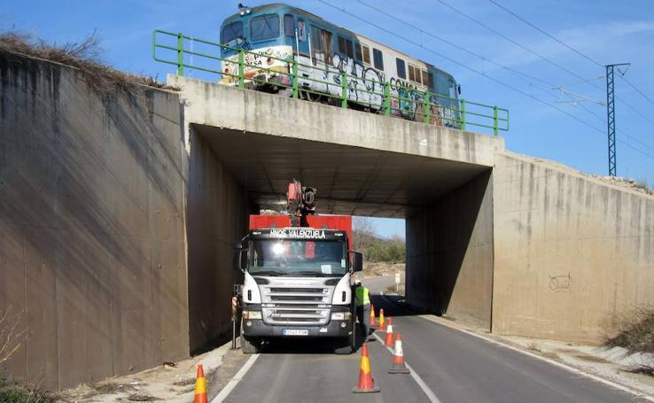 Continúan las pruebas de trenes en Loja