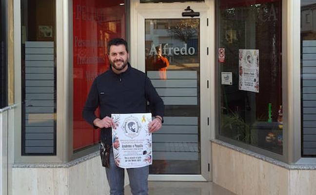 Más de 20 peluqueros organizan un evento solidario para ayudar a un niño con cáncer