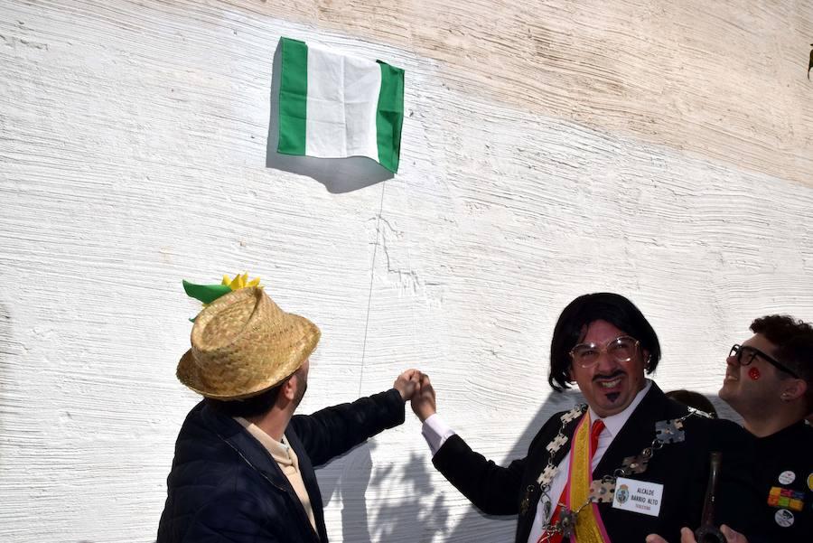 Domingo Teoletero, la guinda del Carnaval de Loja