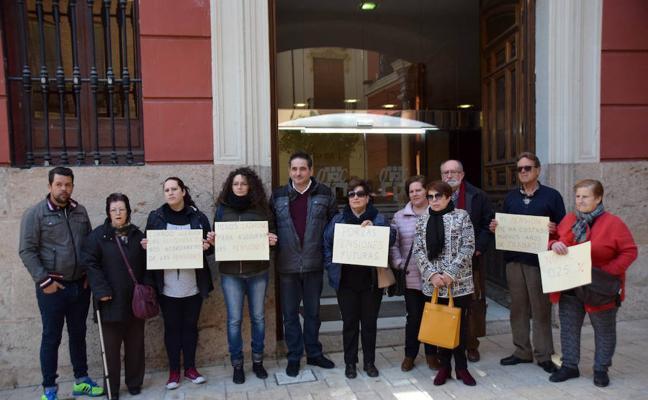 La plataforma por la defensa de las pensiones llama a la reacción social en Loja