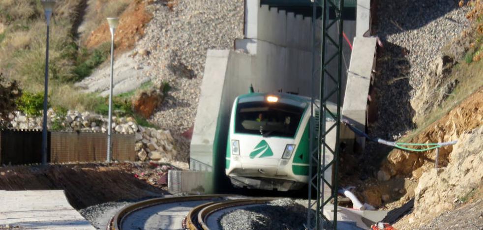'AVE sí pero no así' solicita información sobre las medidas de evacuación del túnel de San Francisco, más estrecho tras su adaptación