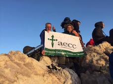 Montefrío otorga su máxima distinción a Teresa Rodríguez, que coronó los 5 picos más altos de España con un solo pulmón