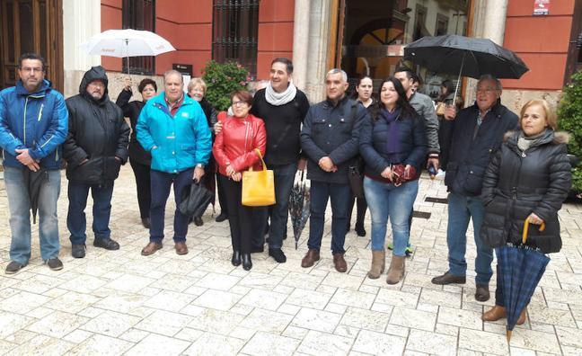 La plataforma del Poniente por las pensiones anima a manifestarse el 17 de marzo en Granada