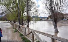 Huétor y Villanueva comienzan a recuperar la normalidad a la espera de evaluar daños