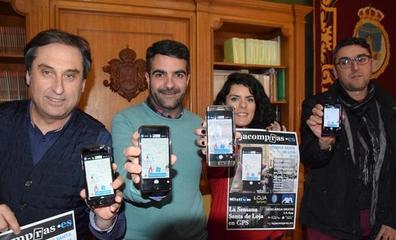Turistas y lojeños podrán seguir las procesiones de la Semana Santa Lojeña por GPS