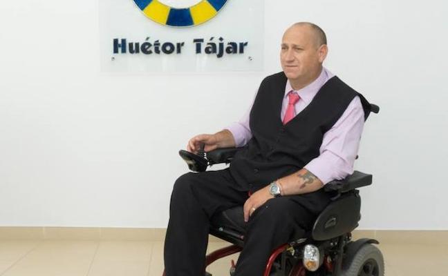 Fallece a los 50 años Jorge Corpas, concejal de Movilidad y Seguridad Ciudadana de Huétor Tájar