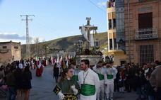 Loja se reencuentra un año más con la Santa Vera Cruz