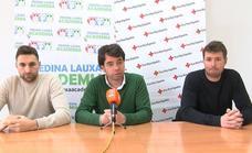 Cruz Roja Loja y la academia Medina Lauxa continúan su colaboración para el refuerzo educativo de adolescentes