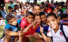 La Asociación Granadina de Amistad con la República Saharaui busca 60 familias para su programa 'Vacaciones en paz'
