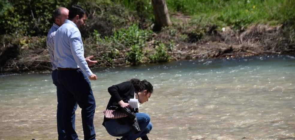 Riofrío espera optimista la reforma legal que permita recuperar la trucha