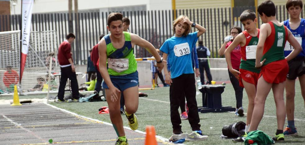 El circuito provincial de Atletismo en Pista regresa a Loja