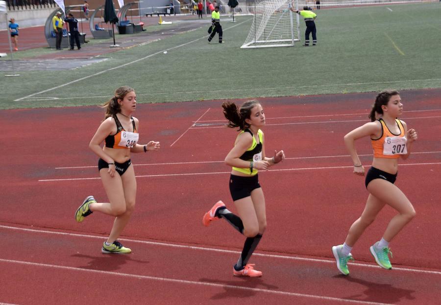 El circuito provincial de Atletismo en Pista regresa a Loja tras varios años