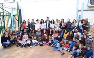 Criarte se consolida en el Poniente como asociación que promociona y apoya la lactancia materna
