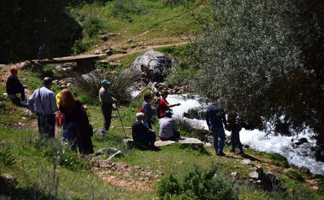 Riofrío muestra su mejor cara para ser declarado monumento natural