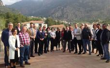 Moclín acoge unas jornadas sobre incentivos a empresas rurales y grupos de desarrollo