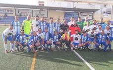 Un cuadrangular de fútbol veterano recauda 4.000 euros para ayudar a 'Paquillo'