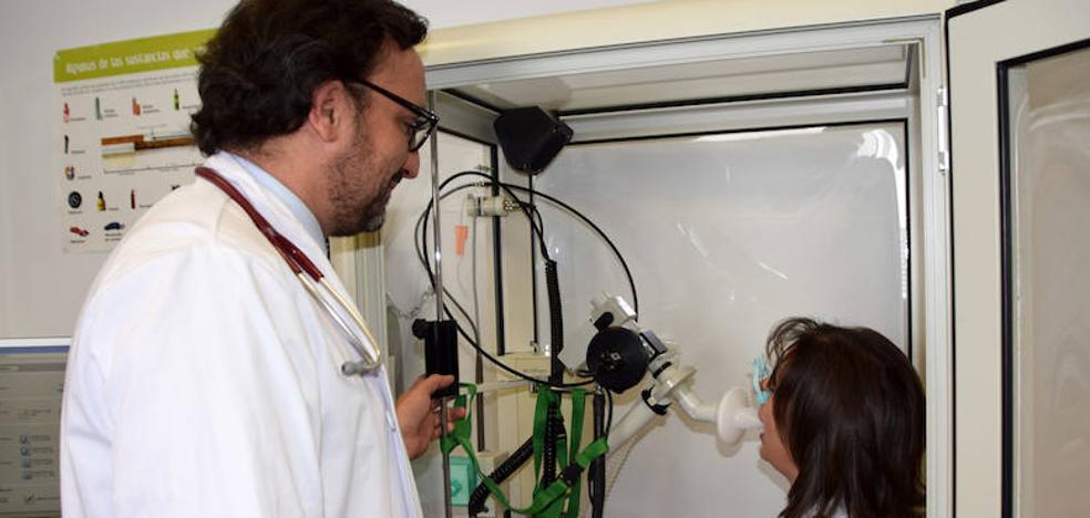 Un estudio del Hospital de Loja permite prevenir el empeoramiento en enfermos de EPOC