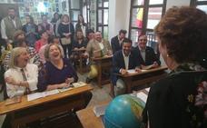 'Érase una vez la escuela', la historia de los 50 años del colegio lojeño Caminillo