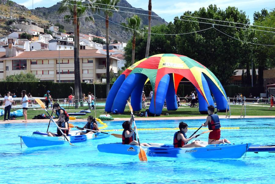 La Ciudad Deportiva de la Joya se prepara para la XXIII edición de Juveloja, que espera superar las 11.000 visitas