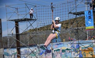Juveloja 2018: 40.000 metros cuadrados de aventura, juegos acuáticos, deporte y talleres