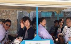 Un nuevo touroperador japonés incluye Montefrío en sus circuitos turísticos