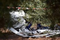 Un fallecido y un herido en un accidente en el aeródromo de Loja