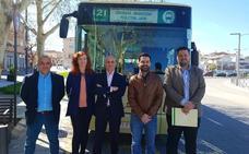 Amplían el horario del servicio de autobuses de Maracena para mejorar su conexión con el metro