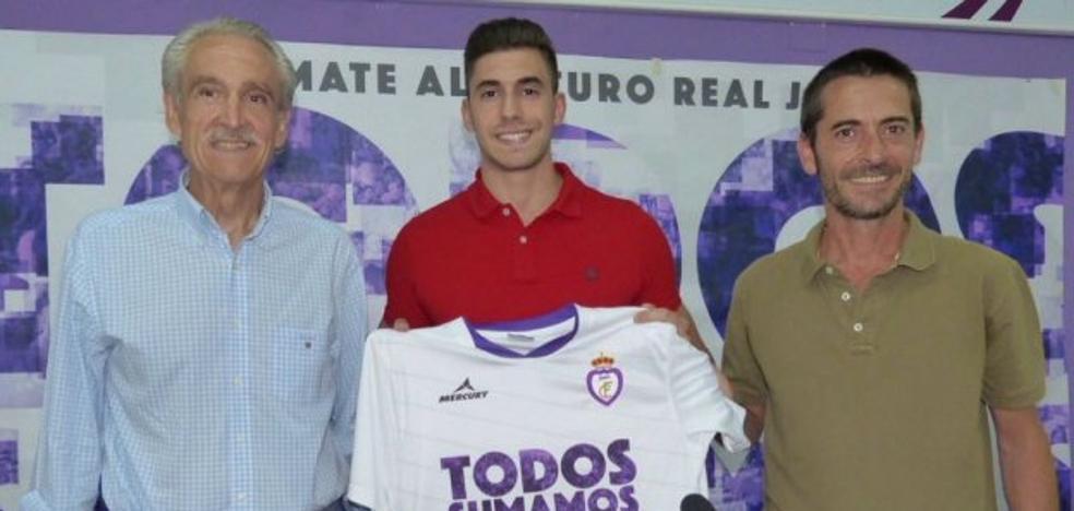 Samu Urbano regresa al Real Jaén para competir con Emilio por la titularidad