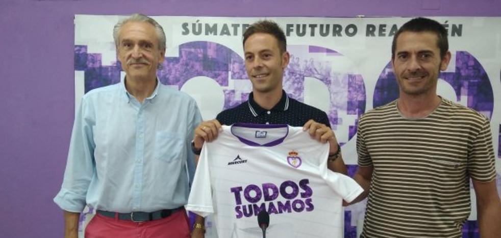 Higinio Vilches: «No había jugado en el Real Jaén porque nunca me habían llamado»