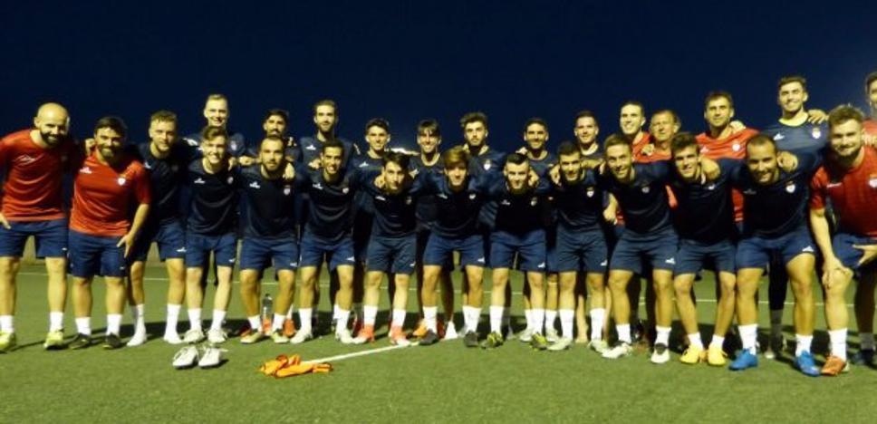 El Villargordo pone hoy a prueba al nuevo Real Jaén