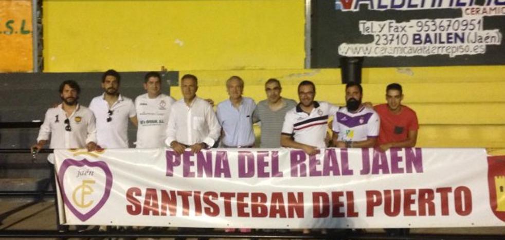 Último ensayo de pretemporada para el Real Jaén en Santisteban del Puerto